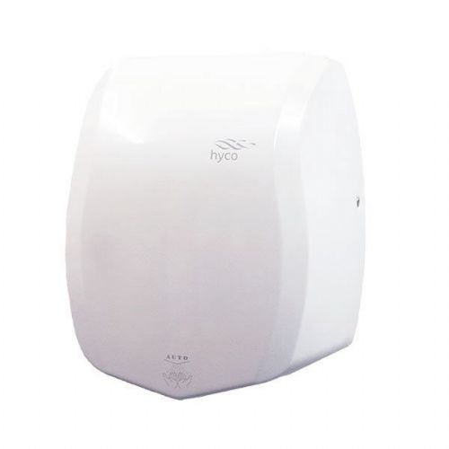 Hyco PRMW Prism White .9KW High Speed Automatic Hand Dryer
